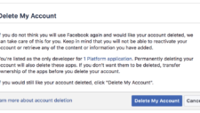How to Delete/Deactivate a Facebook Account? Guide by Vervebook